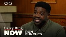 """I don't do politics"": Ron Funches on the advantage of writing evergreen jokes"