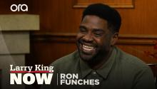 Best jokes, freedom of speech, & timeless comedy -- Ron Funches answers your social media questions