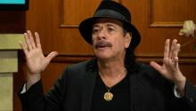 Carlos Santana on his career, Woodstock, & immigration