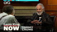 Tommy Chong on 'Cheech & Chong', cannabis, & Trump