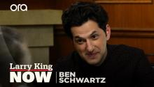 """He has a power over the audience"": Ben Schwartz on ""magnificent"" Jim Carrey"