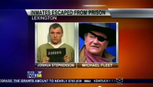 John Wayne Is ALIVE! And He Just Broke Out Of A Jail In Kentucky!