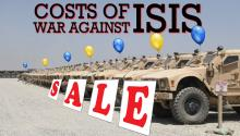 The Cost of War Against ISIS