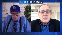 Alan Dershowitz breaks down federal v. state powers during COVID-19 pandemic