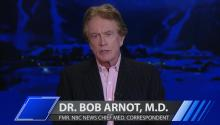 Dr. Bob Arnot responds to the U.S. leaving the World Health Organization