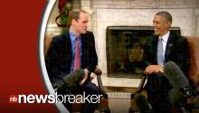 Prince William Meets with President Obama as Couple Receives Royal Welcome in NYC