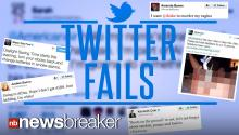EPIC FAIL: Top Five Recent Twitter Disasters