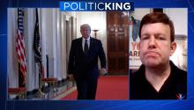 Pollster Frank Luntz: 'Law and order' rhetoric could backfire on Donald Trump