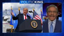 Geraldo Rivera: History will judge Trump 'more moderately' than his critics claim