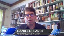 Daniel Drezner discusses Donald Trump's presidency and his book