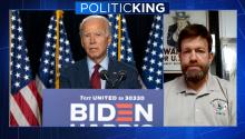 Pollster Frank Luntz: Biden's lead is significant but not insurmountable for Trump