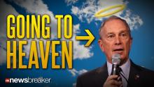 HEAVENLY AFTERLIFE: Former New York Mayor Michael Bloomberg Says His Philanthropy Earned Him a Ticket to Heaven