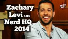 Zachary Levi on Odin's Whereabouts & Nerd HQ
