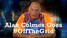 Alan Colmes Goes #OffTheGrid
