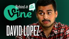 Behind the Vine with Juan AKA David Lopez