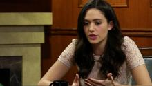 Emmy Rossum on Sex In Hollywood, Kim Kardashian Nude Pics
