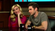 Nick Noonan & Amy Heidemann: Karmin interview