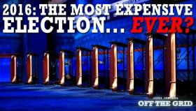 2016: The Most Expensive Election...Ever?