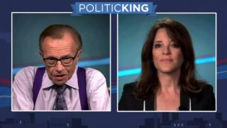 Marianne Williamson: Difference Between Me & Rep  Henry Waxman