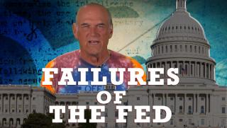 Failures of the Fed