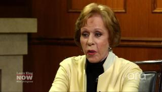 Carol Burnett politics
