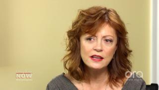 Susan Sarandon Got To Say Goodbye To Former Lover David Bowie