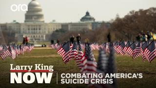 Combating America's suicide crisis