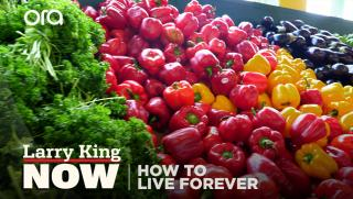 How to Live Forever - Larry King Now: Ora tv