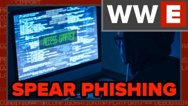 Mike Rogers' Spear-Phishing Attack