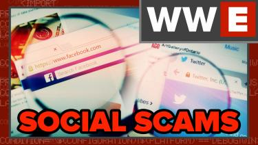Mike Rogers' Social Scams