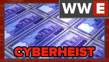 Mike Rogers' Billion Dollar Cyberheist