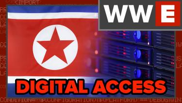 Mike Rogers' North Korea: Digital Access