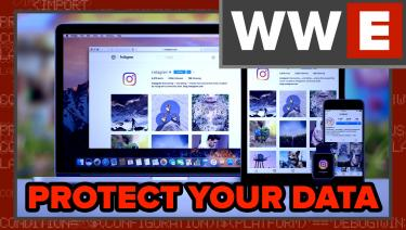 Mike Rogers' Protect Your Data