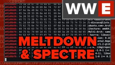 Mike Rogers' Meltdown and Spectre