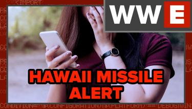 Mike Rogers' Hawaii Missile Alert