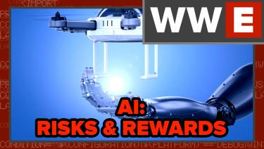 Mike Rogers' AI: Rewards and Risks