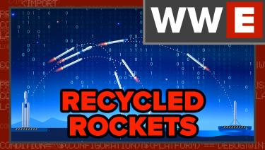 Mike Rogers' Recycled Rockets