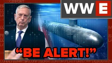 Mike Rogers' Defense Warning: Be Alert!
