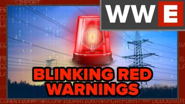 Mike Rogers' Blinking Red Warnings