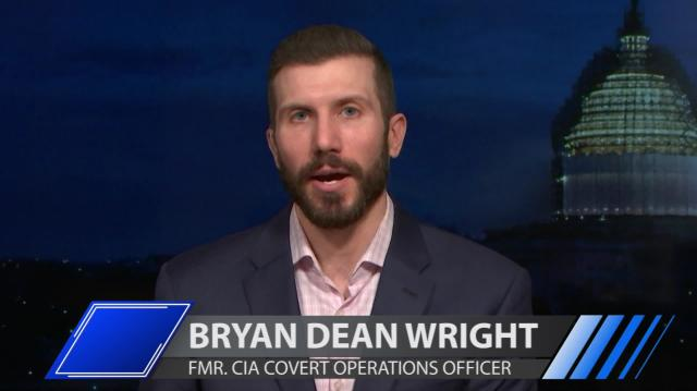 Image result for CIA officer Bryan Dean Wright