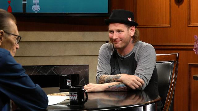 Corey Taylor On His Aversion To President Trump